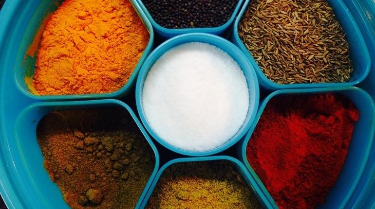 Set Menu Indian Cookery Class