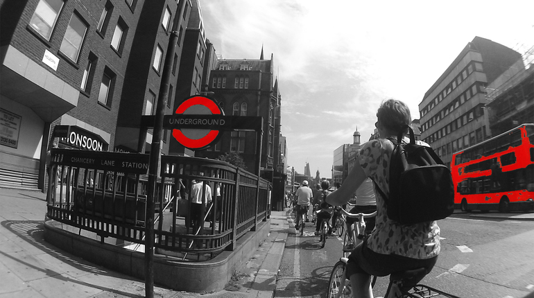 Discover Central London by Bike
