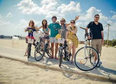 מחיר מיוחד|טור דה רוני- סיורי אופניים בתל אביב