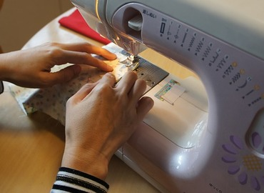 Anyone Can Use a Sewing Machine