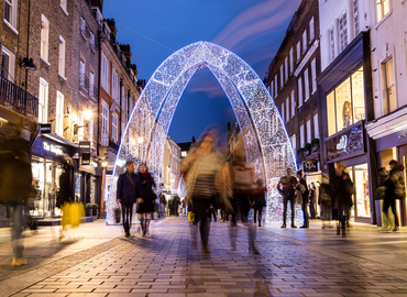 The Alternative Christmas Shopping Walk