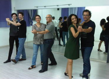 בואו ללמוד לרקוד ריקודי זוגות - מהצעד הראשון!