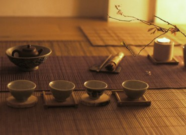 Tea Ceremony & Gong Sound Bath