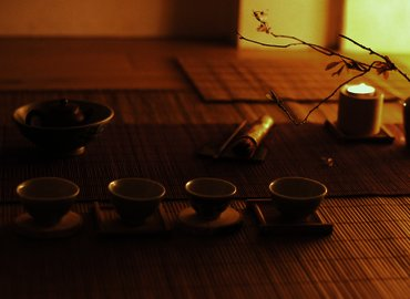 Tea Ceremony & Gong Sound Bath