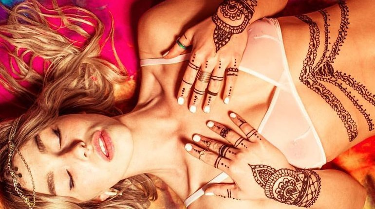 Discover The Art Of Henna in Hoxton