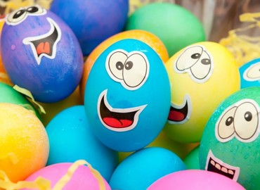 Laugh Yourself Silly at a Easter Free Comedy Show