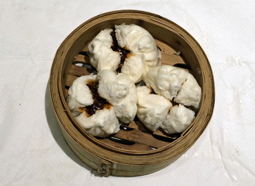 LOVE Dim Sum?  Learn to Make Char Sui Buns!