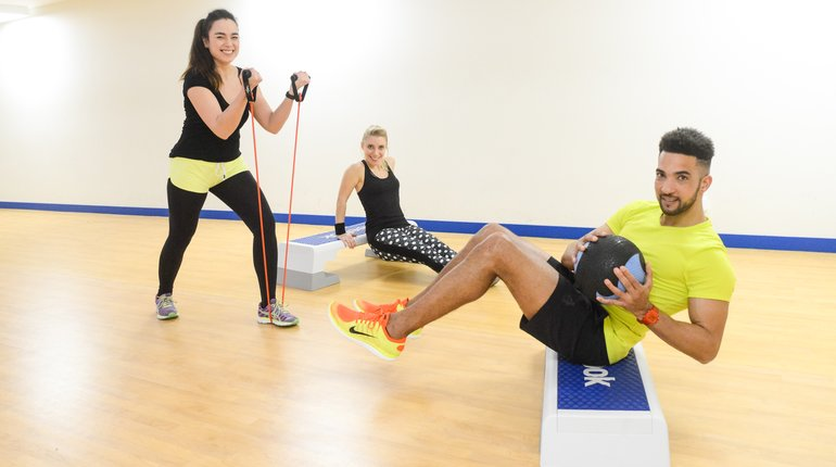 Circuit Class by Swedish Fit®!