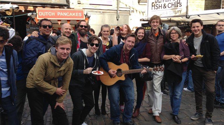 Camden Markets and Music Legends Tour