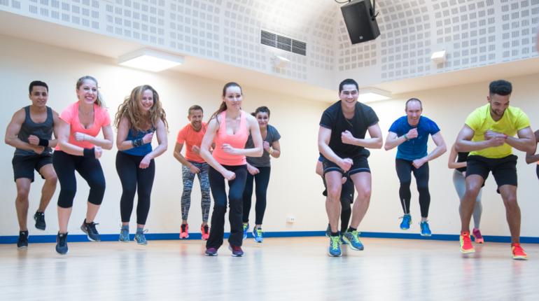 Enjoy your amazing Swedish Fit® workout!