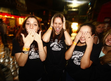 The Crazy Camden Pub Crawl