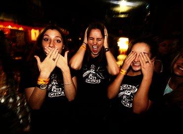 The Crazy Camden Pub Crawl