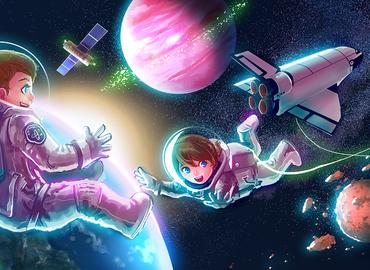 האם יש חיים מחוץ לכדור הארץ? הרצאה לילדים!