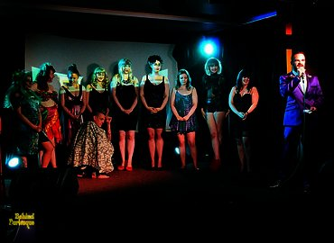 Infinitease Burlesque Show