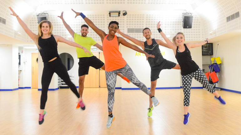 Swedish Fit® I Dance fitness