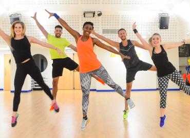 Swedish Fit® I Dance fitness