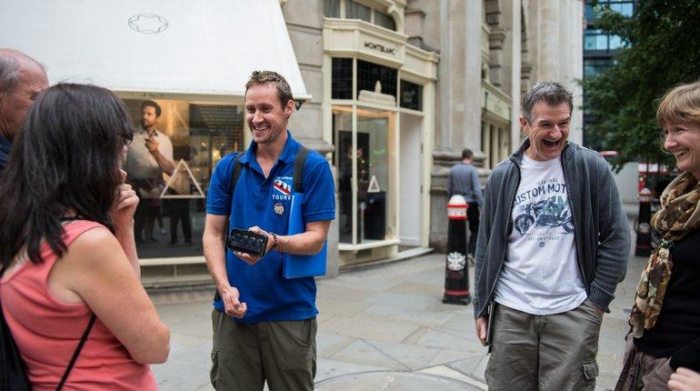 Liar Liar Quiz tour of London