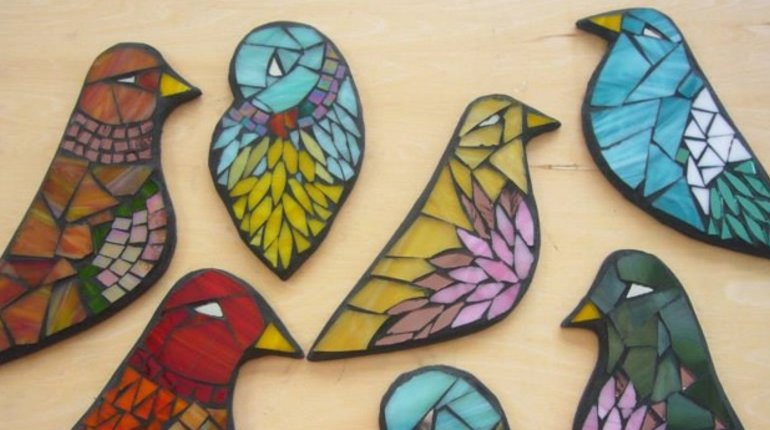 Design & Make your own Glass Mosaic