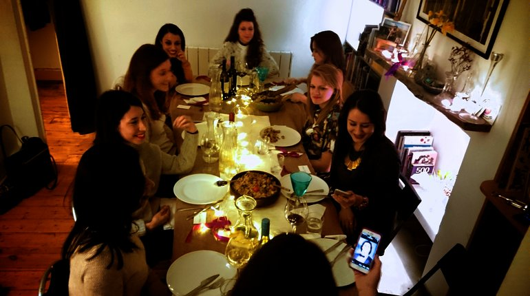 Female Entrepreneur's Supper Club