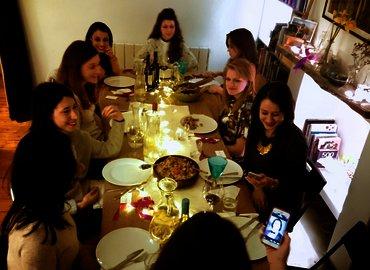 Female Entrepreneur's Supper Club