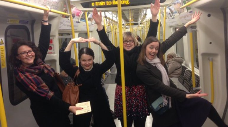 Night Tube's Coming! Here's 5 Great Things To Do