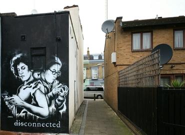 Unlock Urban Camden: Street Art Tour