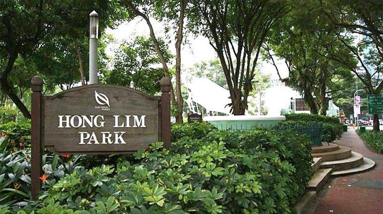 POP UP YOGA (Hong Lim Park)