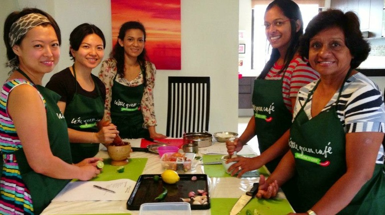 Learn to Whip Up Delicious Sri Lankan Rice & Curry