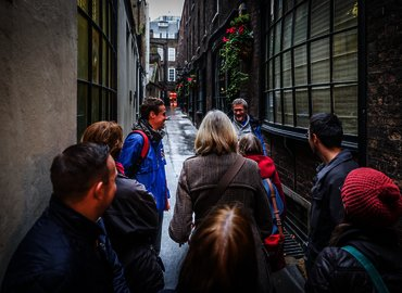A Secret London Tour