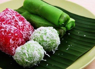 Nonya Master Chef : Make 3 Nonya Kueh Desserts!