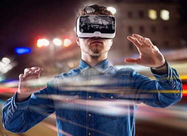 The Revolution of VR and 360 for Life, Work and Play