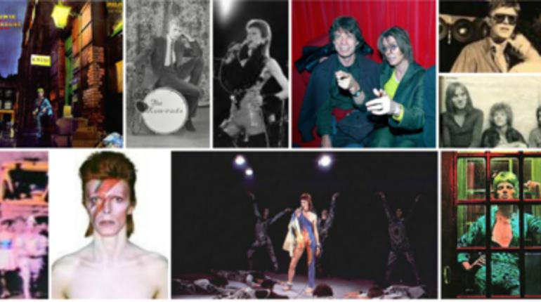 Sound & Vision: David Bowie's Soho Promo