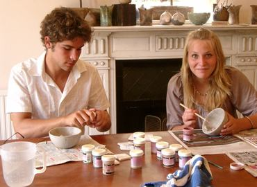 Decorate Your Own Beautiful Ceramics