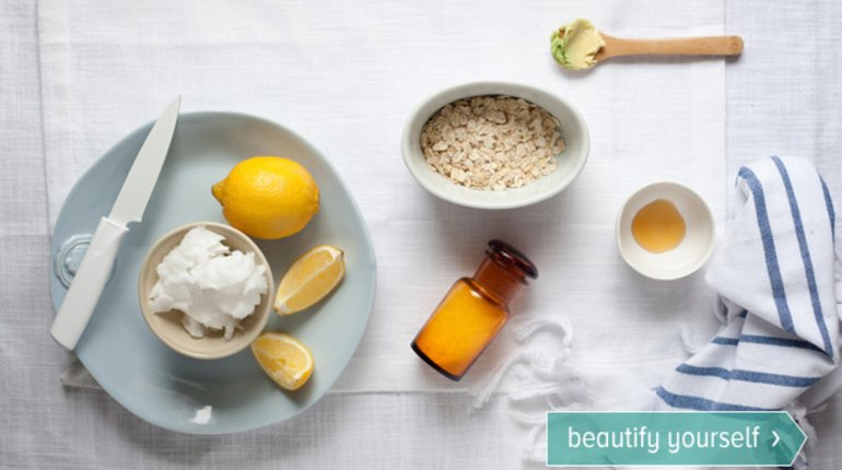 Make Your Own 100% Natural Beauty Products