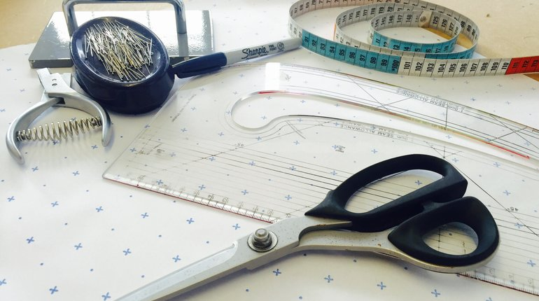 Become a Dressmaker: Introduction to Pattern Cutting
