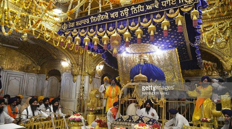 Explore Sikhism at a Traditional Temple
