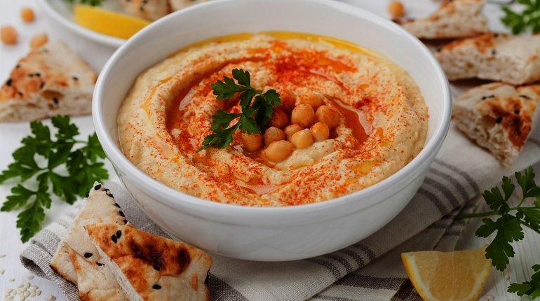 The Big Hummus Challenge