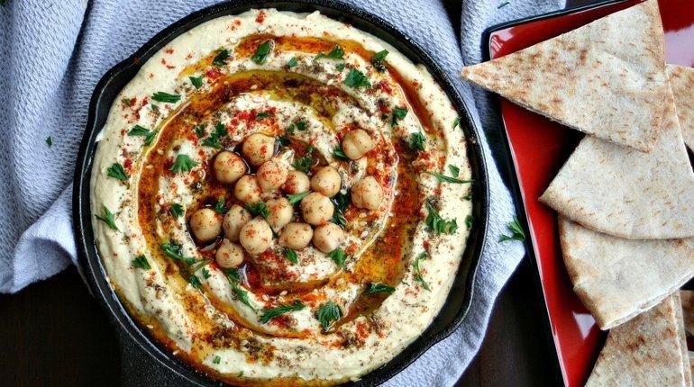 Celebrate World Hummus Day!