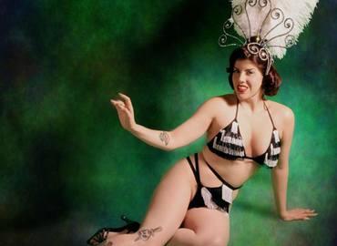 Burlesque Festival - Newcomers show