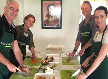 Authentic Indonesian Favourites (Cooking Class)