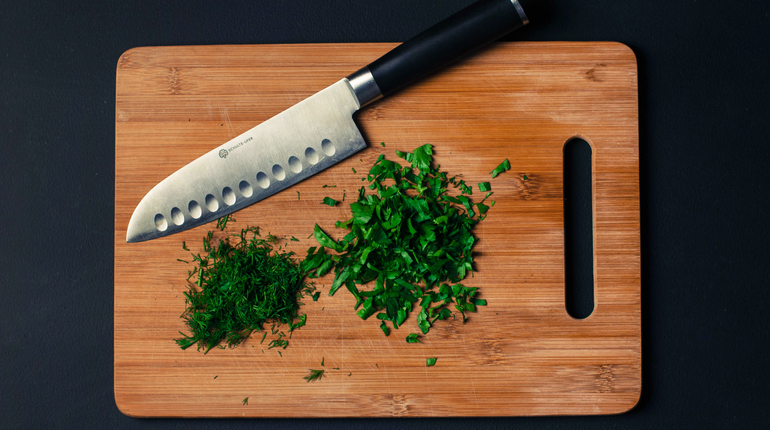 Master your Knife Skills + Make a 4 Course Meal