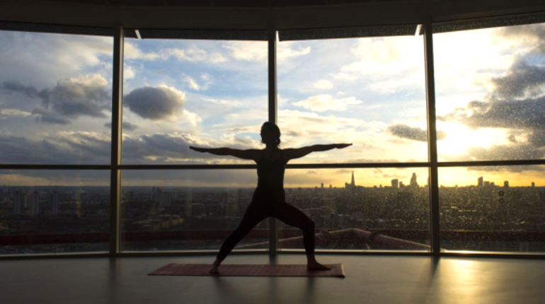 Yoga From The Sky (ESPRESSO edition)