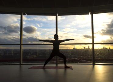 Yoga From The Sky (ESPRESSO edition)