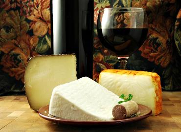 Italian Cheese Tasting!