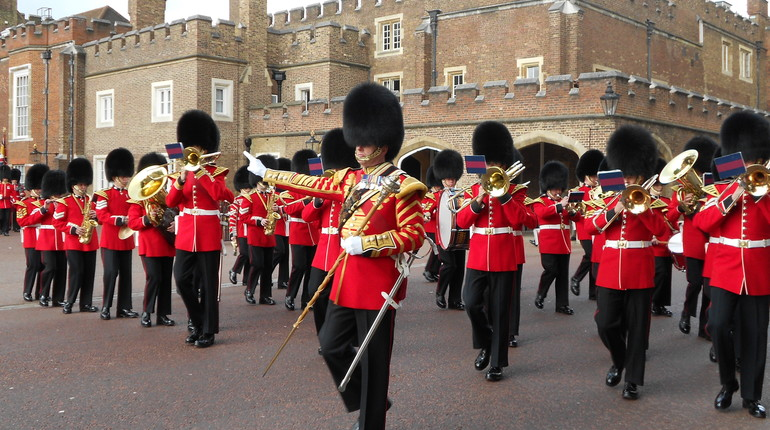 Experience the Changing the Guard Ceremony