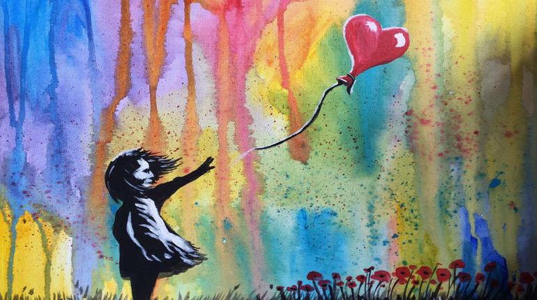 Paint Like Banksy! in Angel