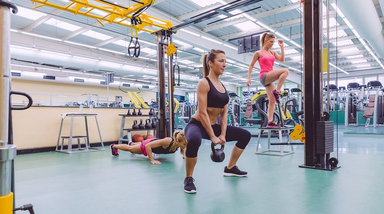 Group Circuit Training by Certified Master Trainer