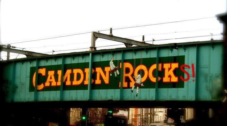 Camden Rock N Roll Tour