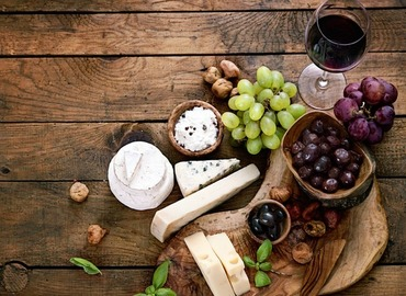 Wine & Cheese Getogether