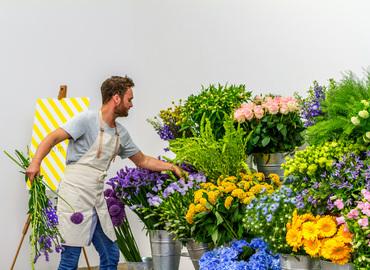 Mother's Day Flower Arranging Workshop